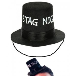 STAG NIGHT HAT FOR BACHELOR PARTY
