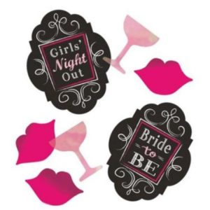 Girls Night Out Confetti For The Table (14gr)