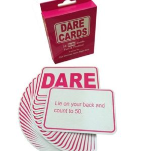 Girls Night Out Dare Cards Game
