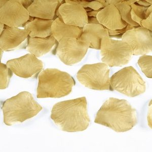 Gold Rose Petals (100pcs)