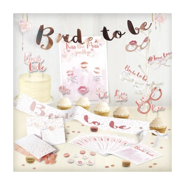 Set Up Bridal Party Pack