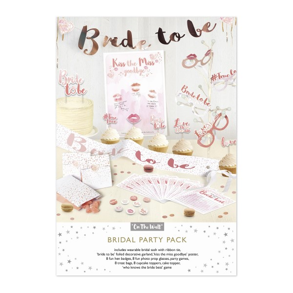 Bridal Party Pack